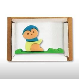 皂玩藝~歡樂動物園DIY組合包-猴子(單入)