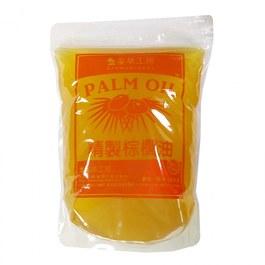 精製棕櫚油(袋裝)