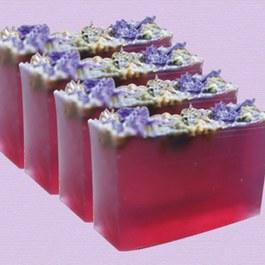 自製透明皂課程